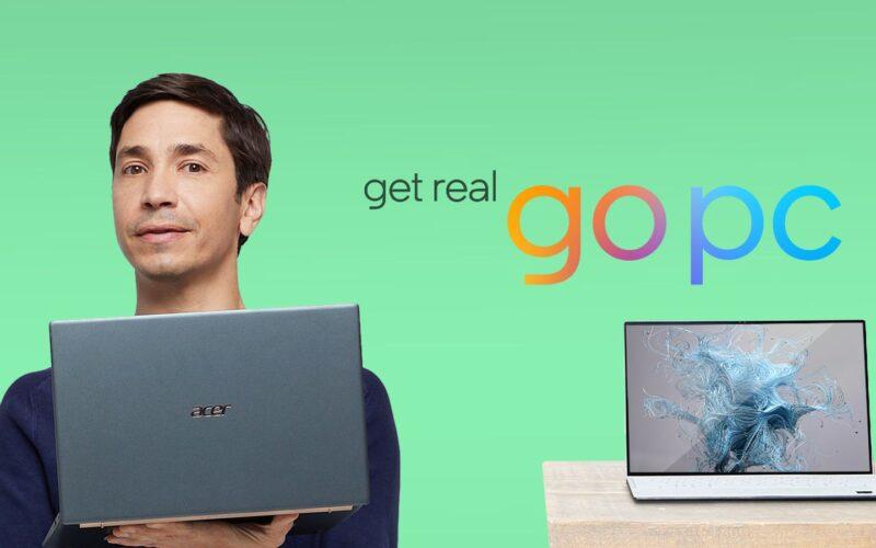 Campanha da Intel com Justin Long comparando Mac e PC