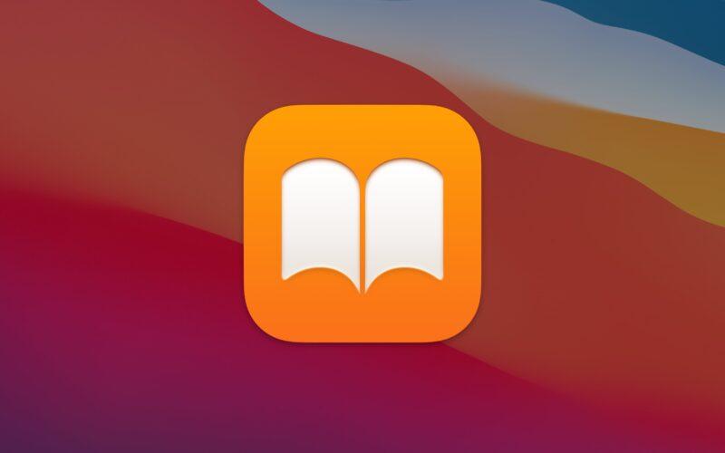 Ícone do app Livros no macOS