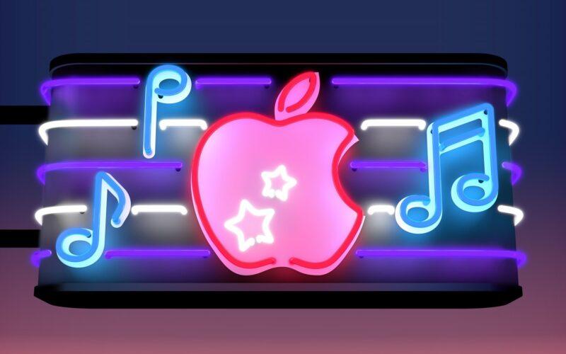 Ilustração da Apple Downtown Nashville