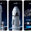 Aplicativo HoppAR de naves espaciais em realidade aumentada