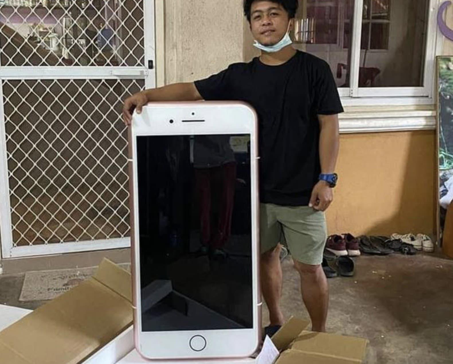 Mesa de iPhone 7