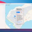 Informações sobre COVID-19 em aeroportos nos Mapas da Apple