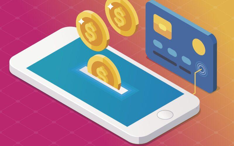 Dinheiro no iPhone