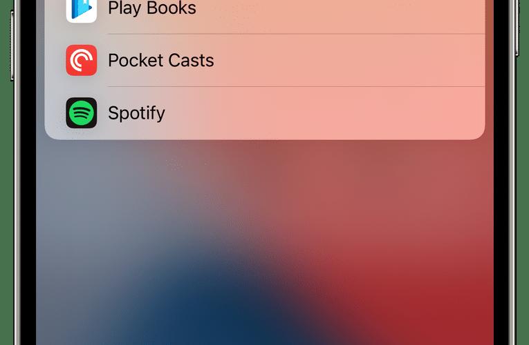 Siri aprendendo serviços de música padrão do usuário