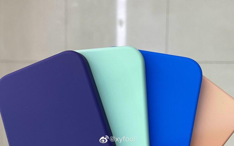Novas possíveis cores de cases da Apple