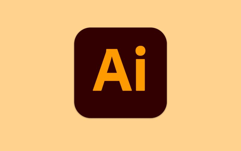 Ícone do Adobe Illustrator