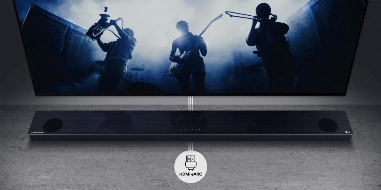 Soundbar da LG