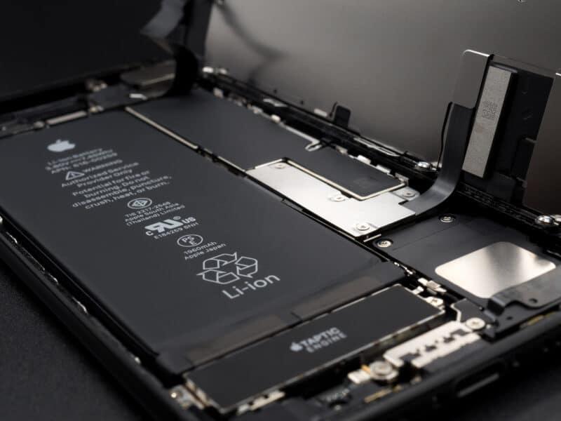 Bateria de iPhone