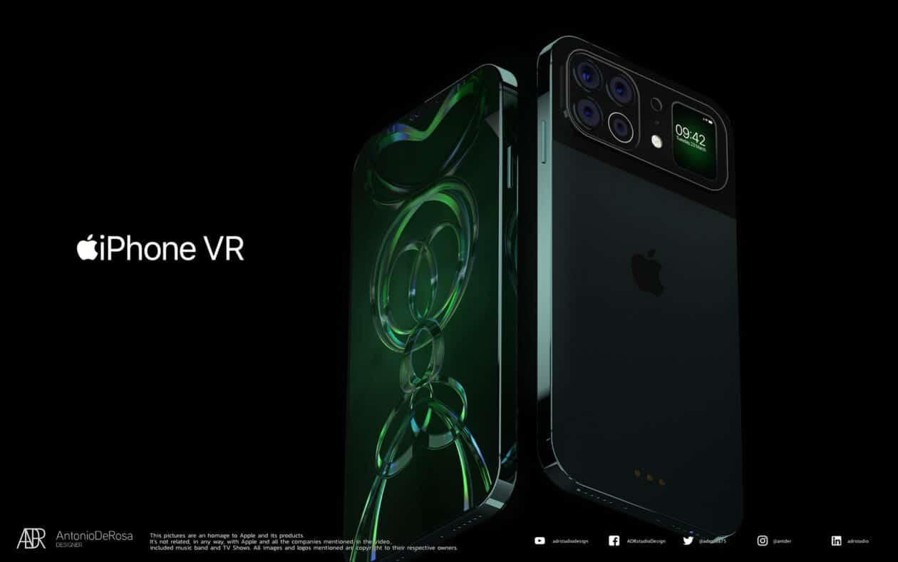 """""""iPhone VR"""""""