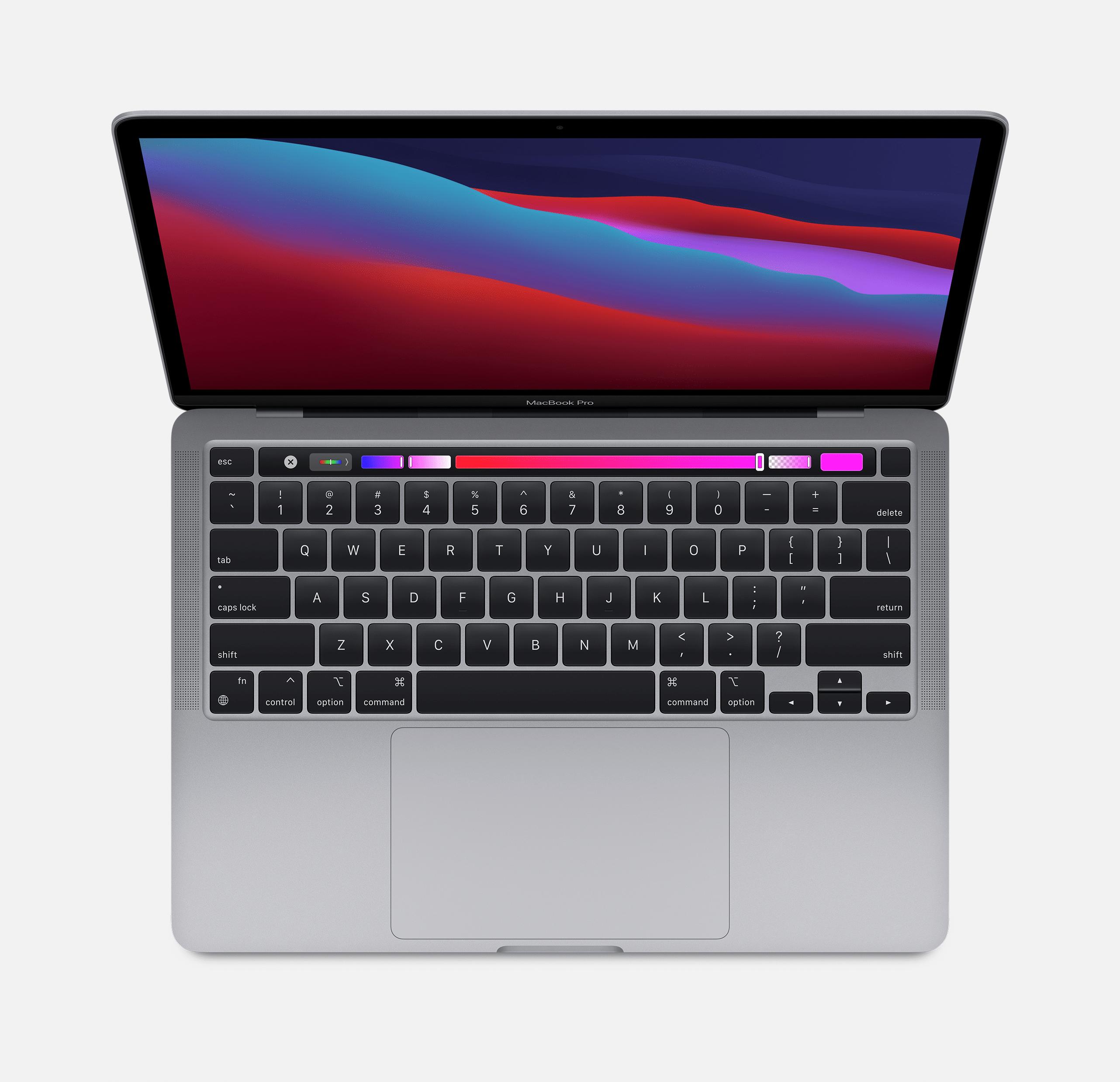 "MacBook Pro de 13"" com chip M1"