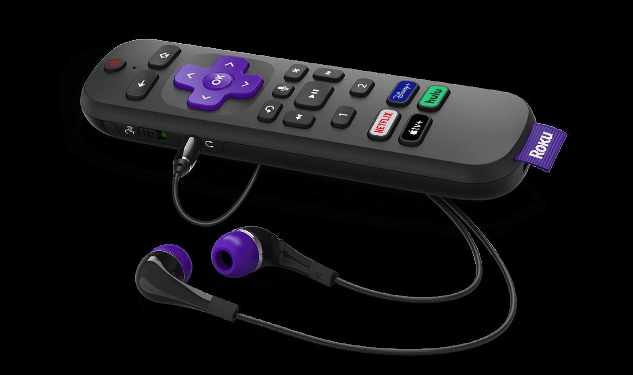 Roku Voice Remote Pro