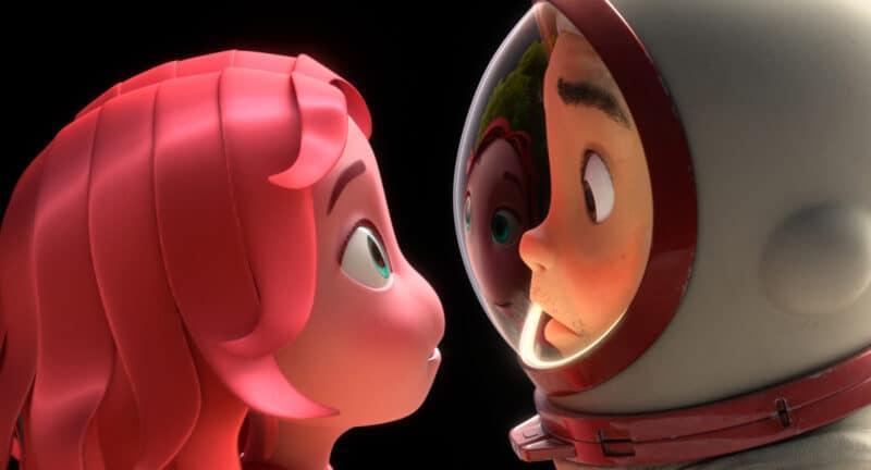"""""""Blush"""", curta animado do Apple TV+ e da Skydance Animation"""