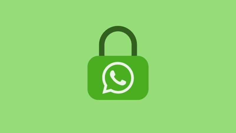 Proteção no WhatsApp