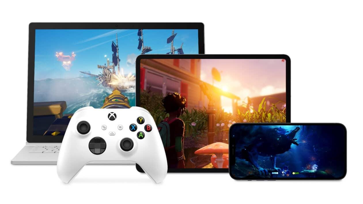 Xbox Cloud Gaming (xCloud)