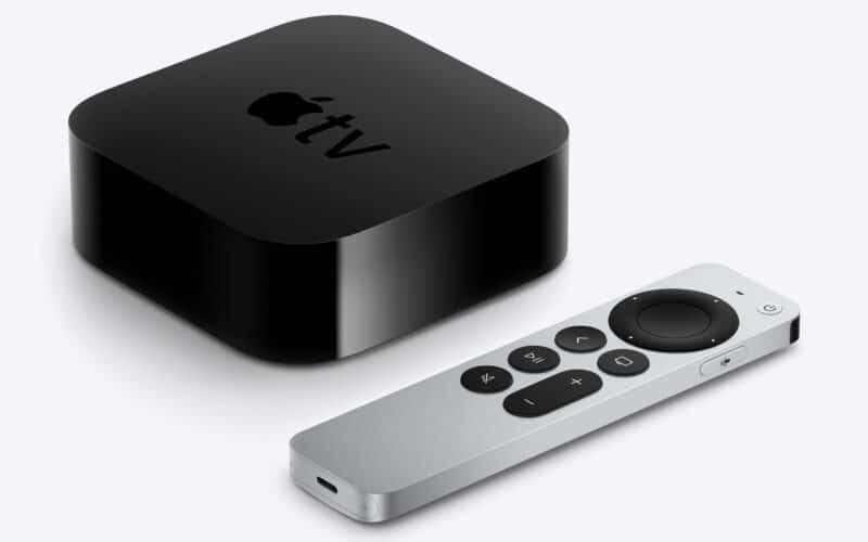 Apple TV 4K e Siri Remote