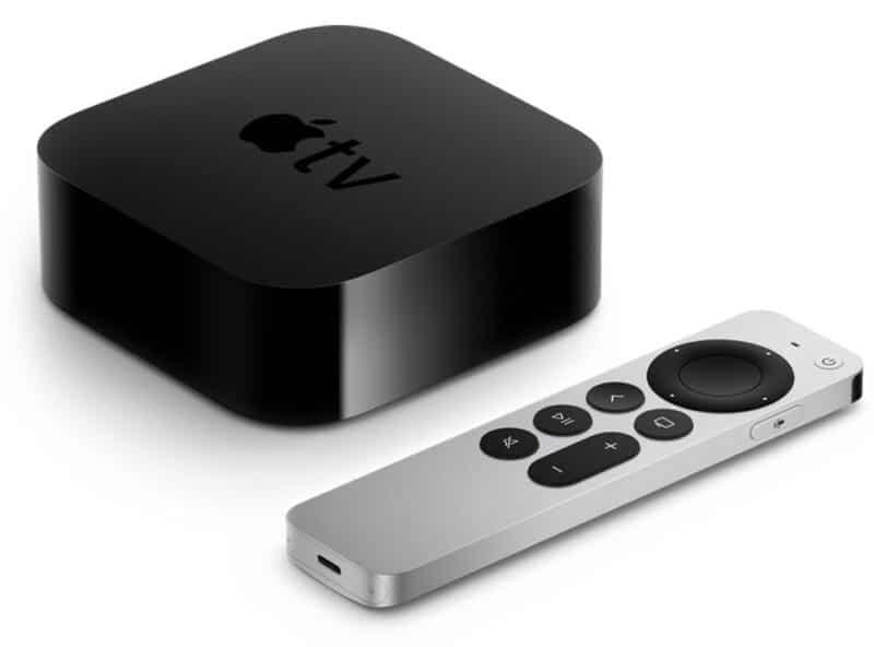 Apple TV HD com novo Siri Remote