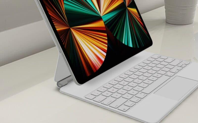 Novo iPad Pro em AR