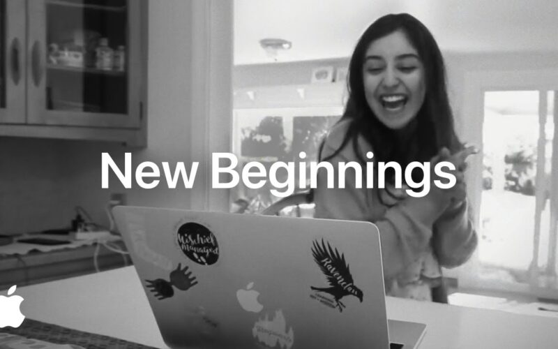 "Novo comercial da campanha ""Behind the Mac"", da Apple"