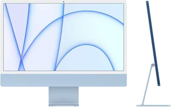 iMac de 24 polegadas (azul)