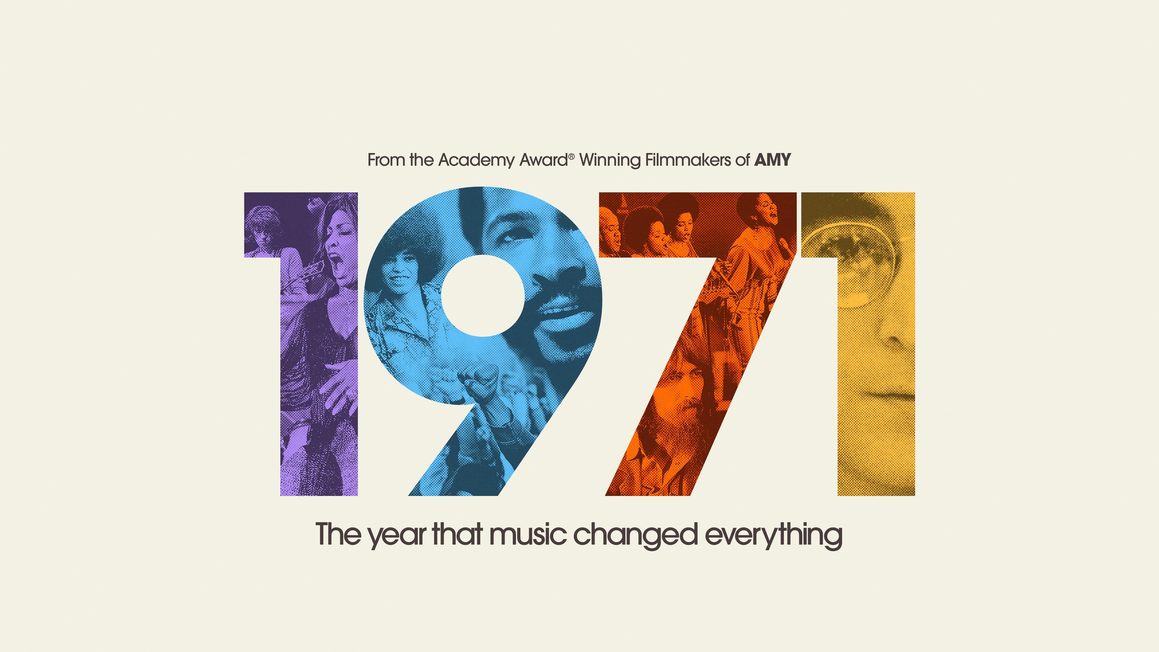 """Apple TV+ """"1971"""" banner"""