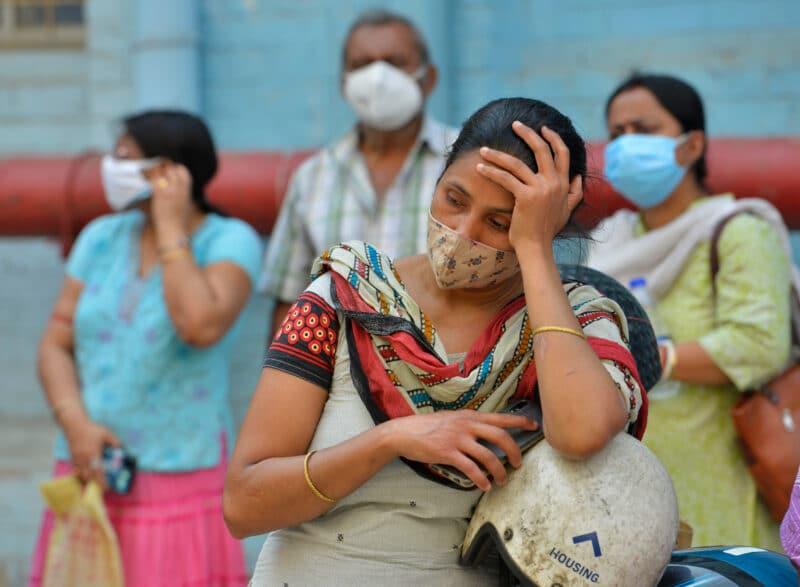 Pandemia (COVID-19) na Índia