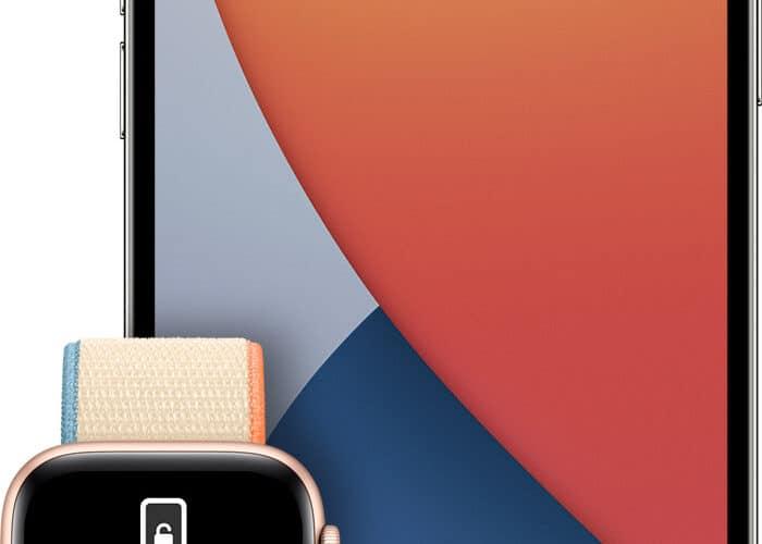 Desbloqueando o iPhone com o Apple Watch