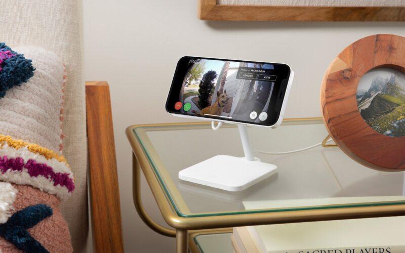 Forté, pedestal da Twelve South para carregador MagSafe do iPhone 12