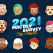 Pesquisa Mac Dev Survey 2021, da Tower