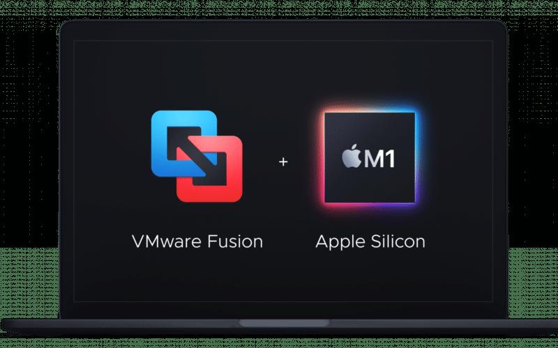 VMware Fusion e Mac M1