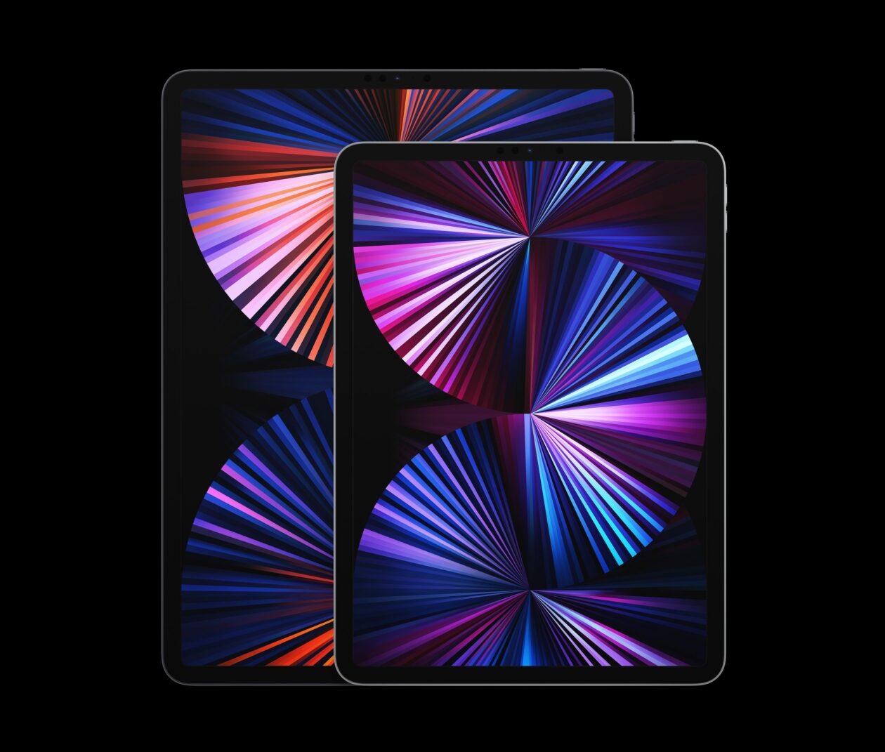 Novos iPads Pro