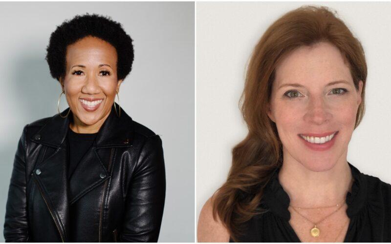 Erika Clarke e Colleen Grogan, executivas do Apple TV+