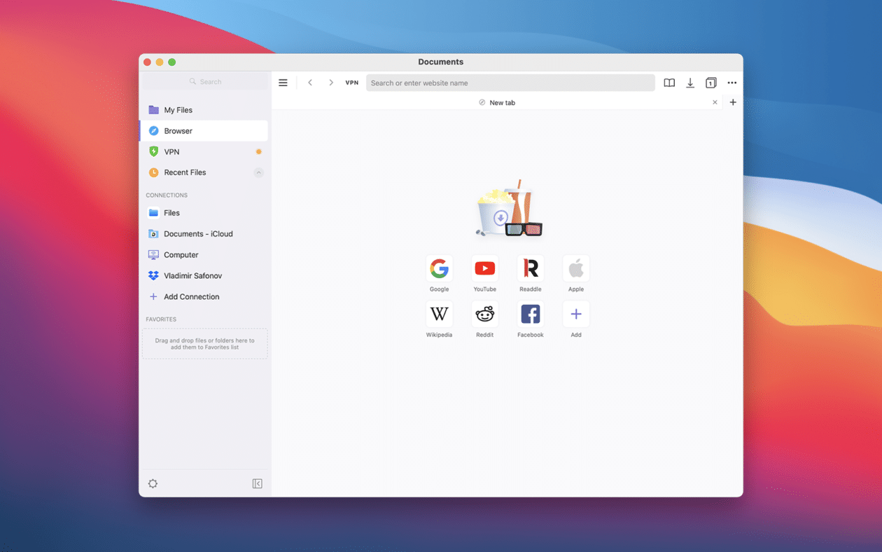 Documents da Readdle para Mac