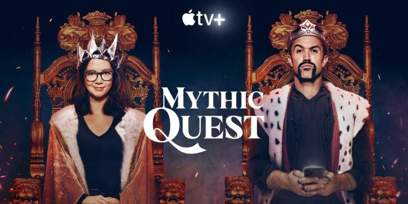 "Episódio especial de ""Mythic Quest"""