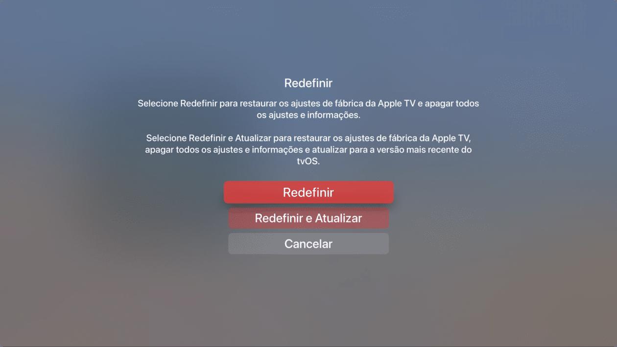 Redefinindo a Apple TV