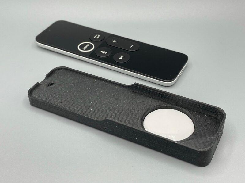 Case para o Siri Remote (com espaço para AirTag)