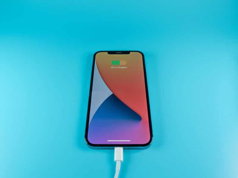 Teste de bateria do iPhone 12 Pro Max - DXOMARK