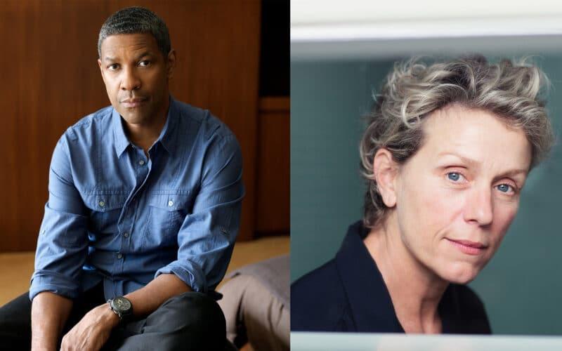Denzel Washington e Frances McDormand