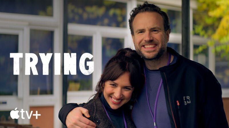 """Trailer da série """"Trying"""", do Apple TV+"""