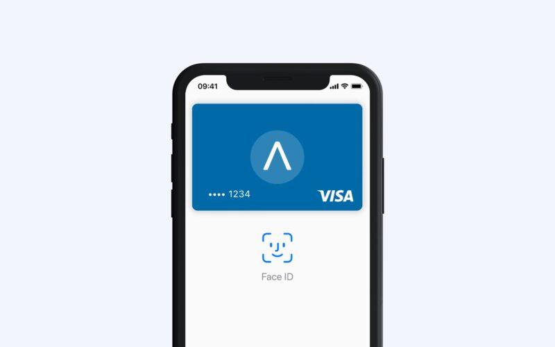 Cartão Visa no Apple Pay