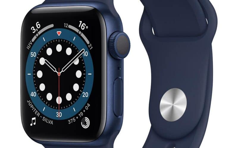 Apple Watch Series 6 azul