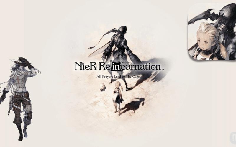 NieR Reincarnation - Jogo Square Enix