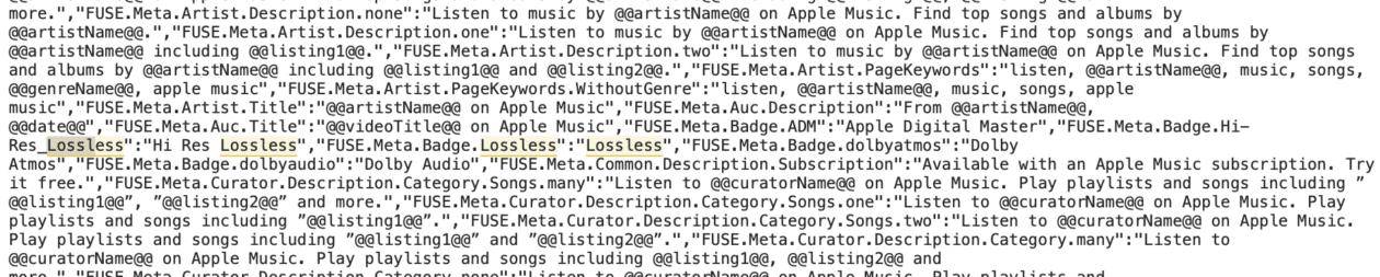 """Referencia a """"Sin perder datos"""" No hay Apple Music en la web"""