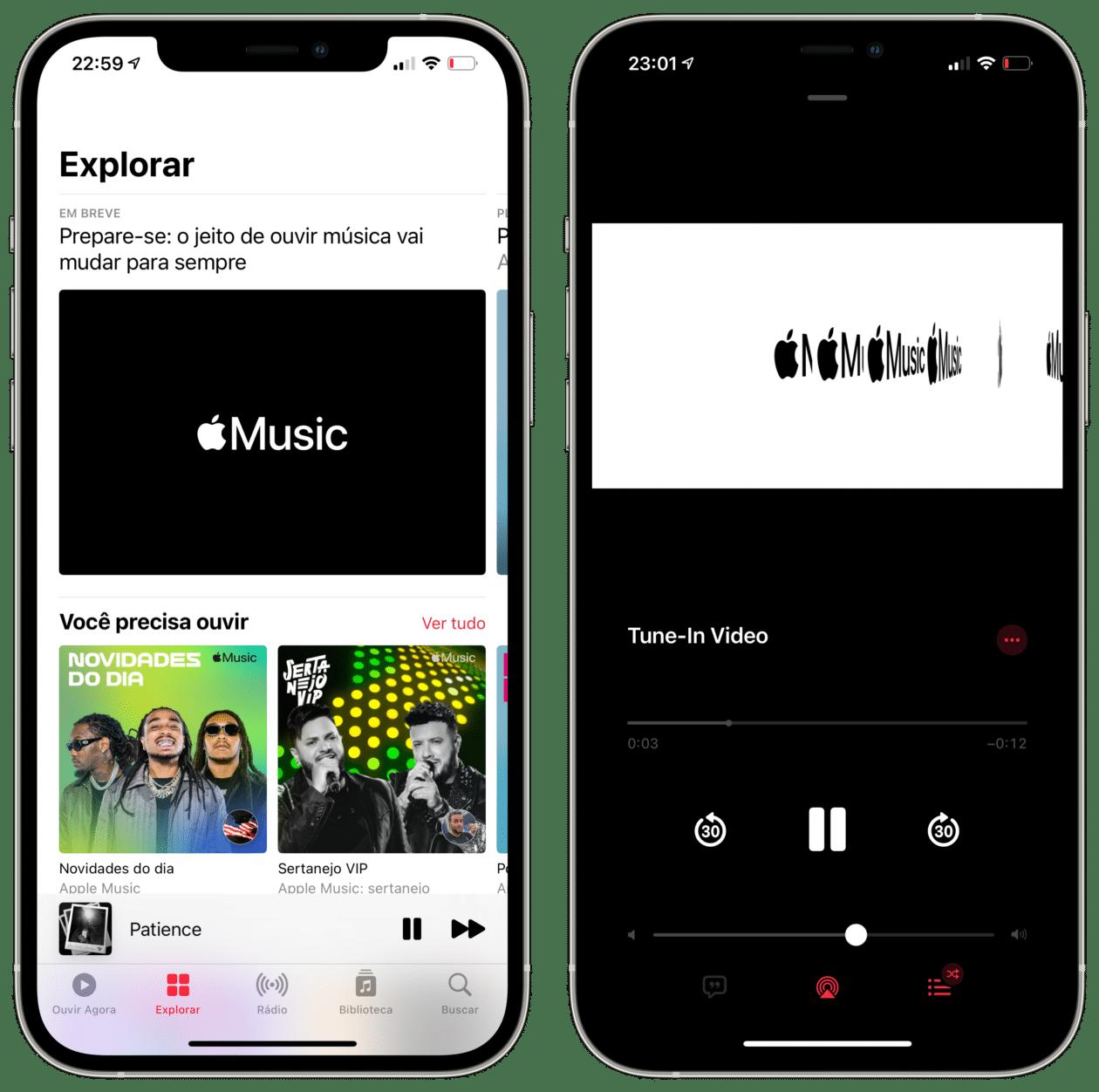 """""""La forma en que escuchas música cambiará para siempre"""". [atualizado] – MacMagazine.com.br"""