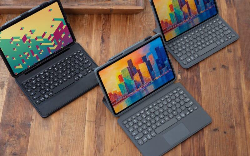 Cases da ZAGG para iPad