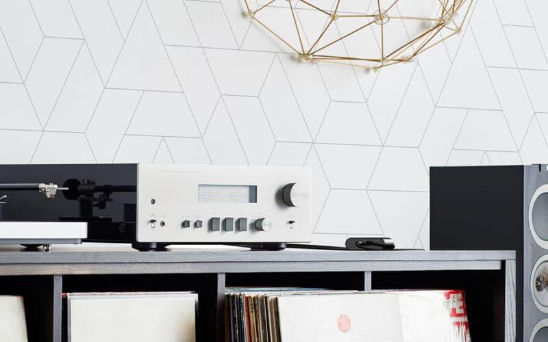 Adaptador AirPlay 2 da Belkin para alto-falantes e sistemas de som
