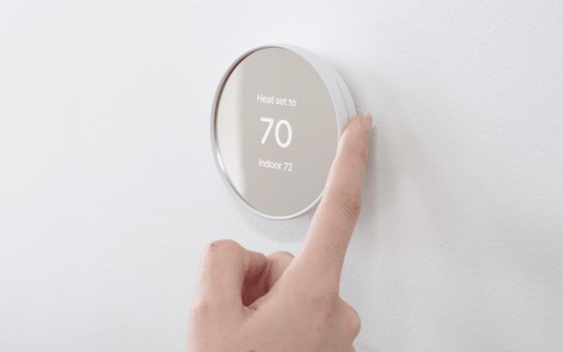 Nest Thermostat, do Google