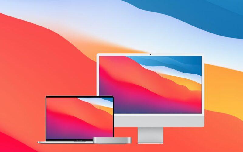 MacBook Pro, Mac mini e iMac