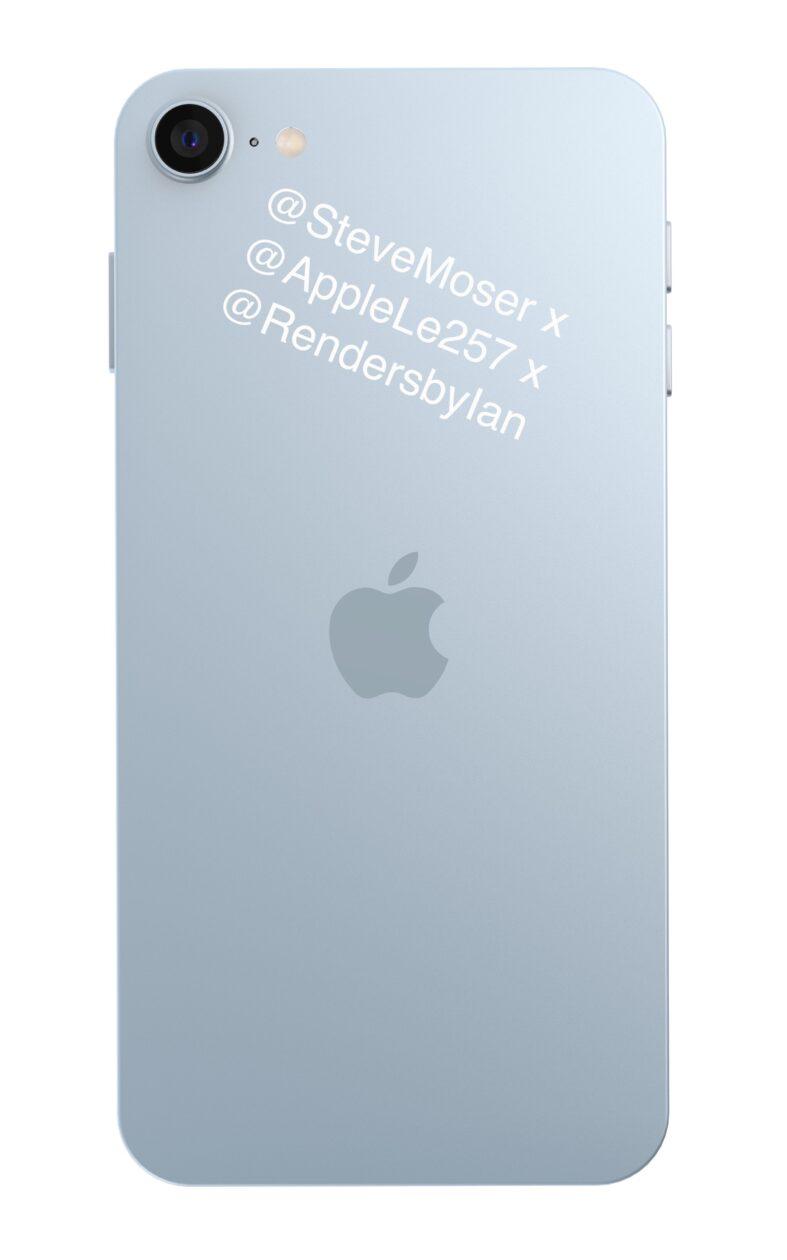 Rumor iPod Touch traseira