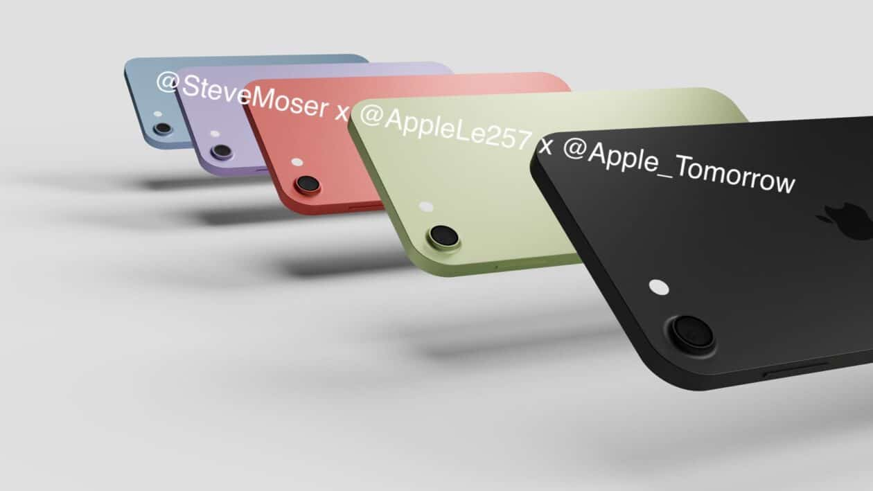 Rumor iPod Touch em cores