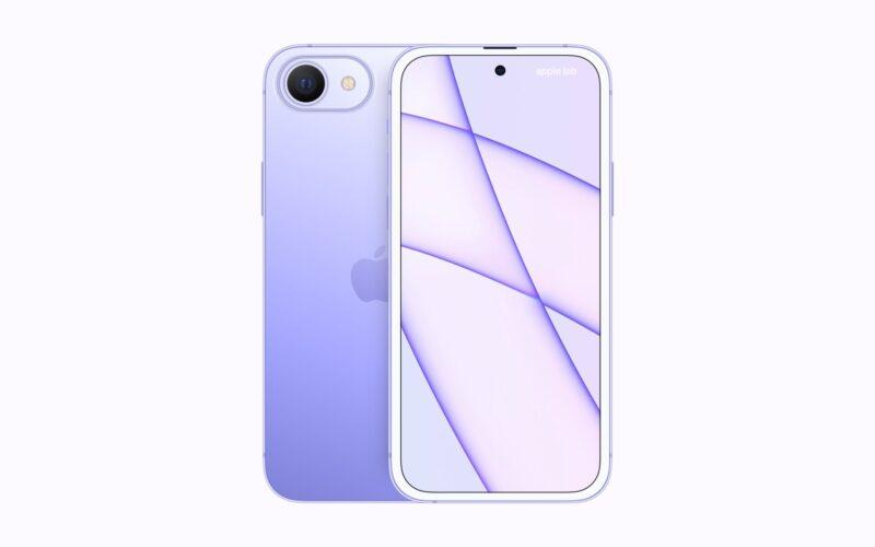 """Conceito: """"iPhone SE 3"""""""